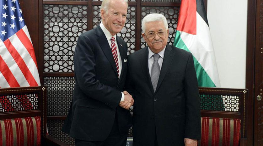 Biden'den ilk temas: Mahmud Abbas'a yazılı mesaj!