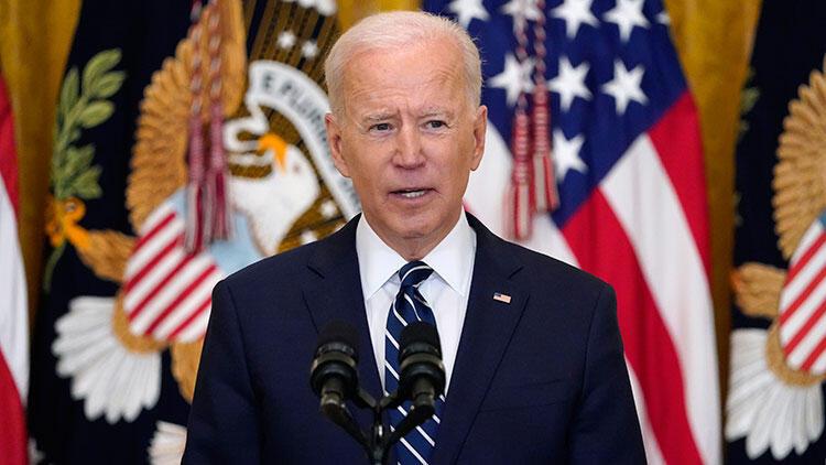 ABD Başkanı Biden'den 6 trilyon dolarlık bütçe teklifi!