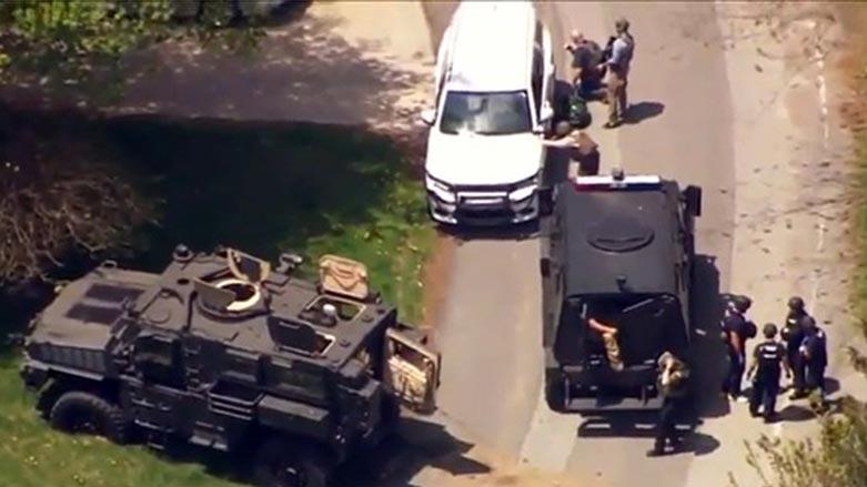 ABD'deki silahlı saldırıda 2'si polis 5 kişi hayatını kaybetti