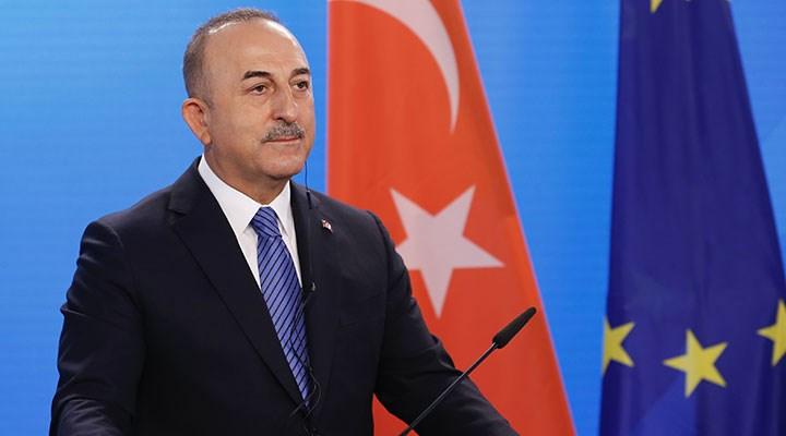 Çavuşoğlu: Biden, Erdoğan'a 'Yakın çalışma arzumuz var' dedi