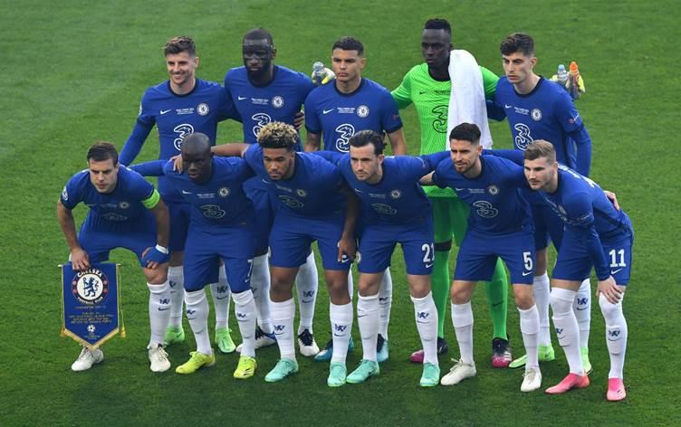 UEFA Şampiyonlar Ligi galibi Chelsea!
