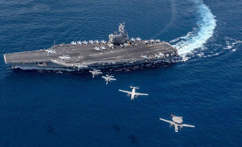 Pekin: ABD, Çin bölgesinde askeri faaliyetlerini arttırdı