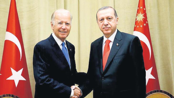 Biden ve Erdoğan'dan NATO görüşmesi!