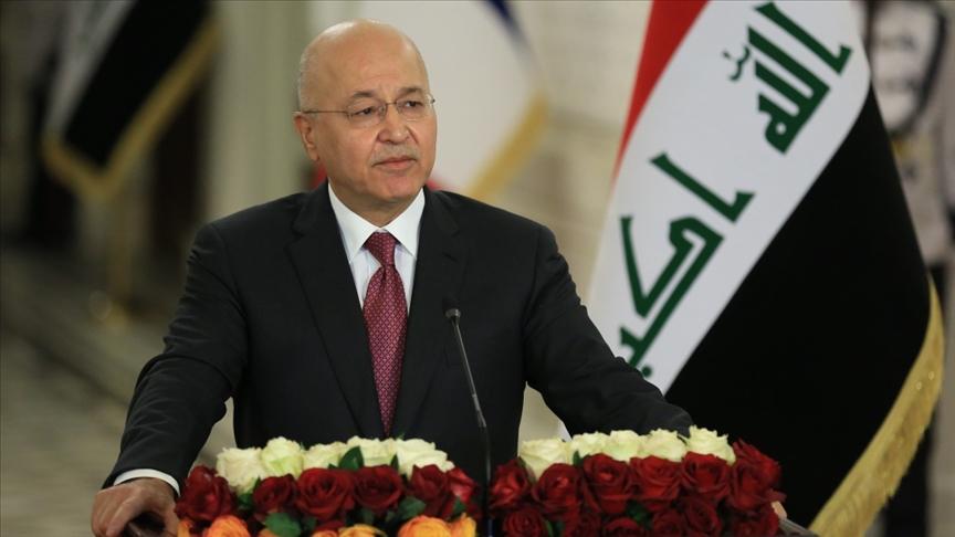 """Salih: """"Çok sayıda yabancı savaşçı var, Irak başa çıkamıyor"""""""