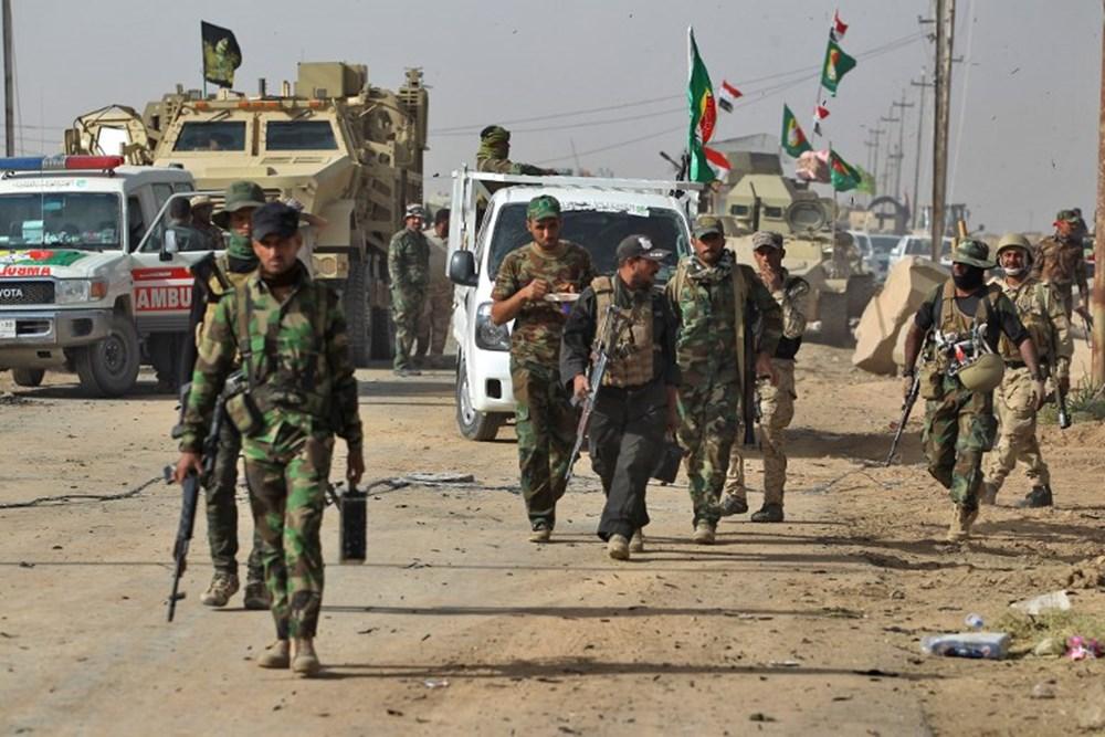 Irak'ta kriz büyüyor: 4 Haşdi Şabi yöneticisi gözaltına alındı