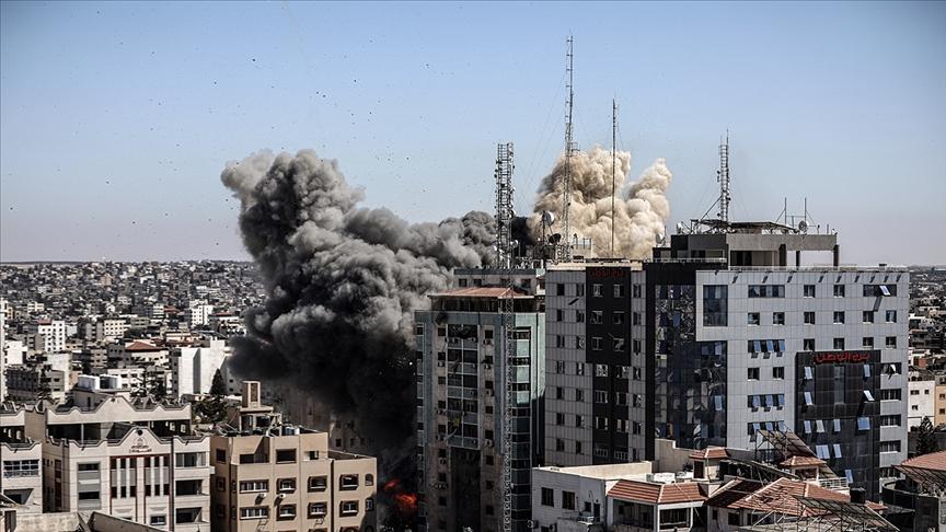 """AP Başkanı: """"İsrail saldırısında şoke olduk, dehşete düştük"""""""