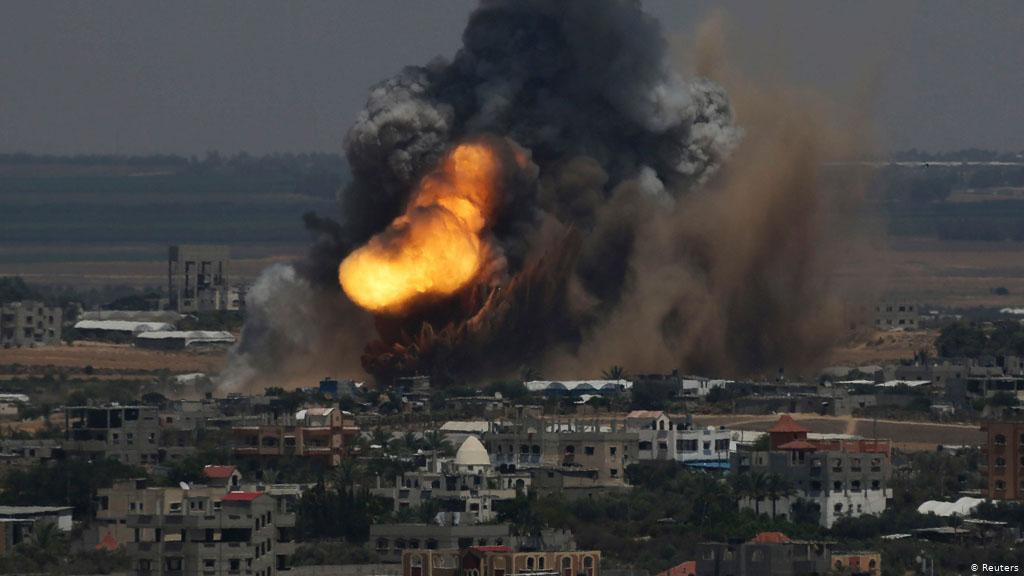 Hamas güçleri, İsrail'e ait Urim üssüne saldırdı iddiası!