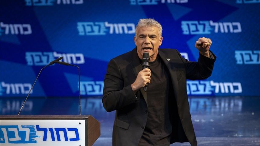İsrail Cumhurbaşkanı, hükümet kurma görevini Lapid'e verdi