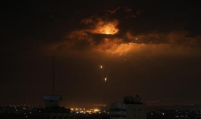 Lübnan'dan İsrail'e saldırı: 4 roket atıldı