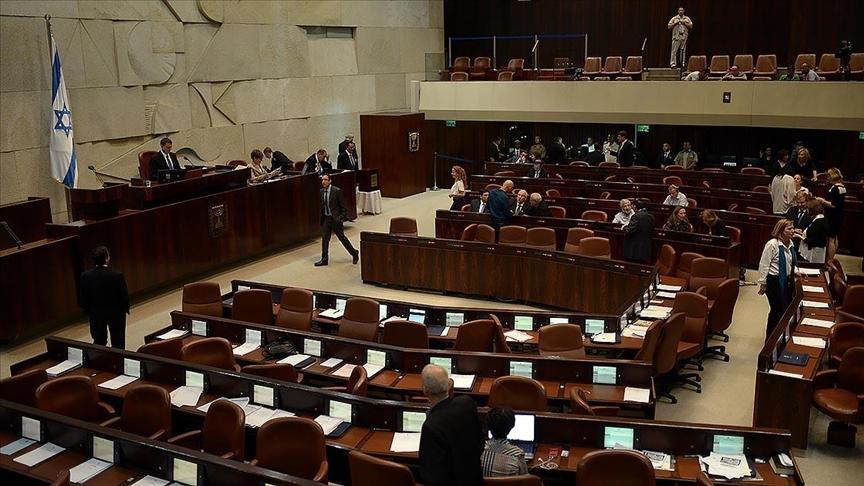 İsrail'de Netanyahu'nun Başbakan olmaması için yasa tasarısı!