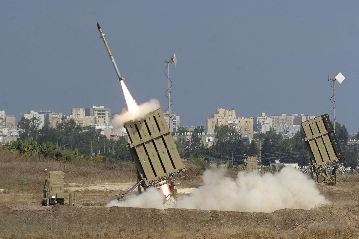 İsrail, hava savunma sistemlerini devreye soktu