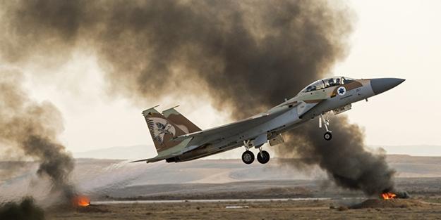 İsrail jetleri, Hamas komutanlarının evlerini vurdu!