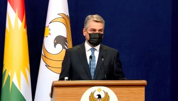 Kürdistan Hükümeti: 3 Gün tam kapanma uygulanacak