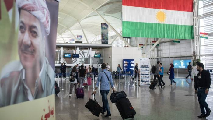 Başbakan'ın talimatı ile 47 kişi Kürdistan'a getirildi
