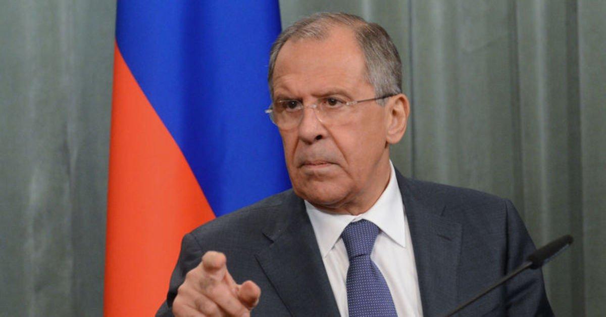 Lavrov: Rusya ile AB ilişkileri Kırım nedeniyle bozuldu
