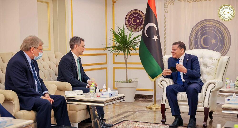 ABD'den Libya açıklaması: 2014'ten beri ilk üst düzey ziyaret