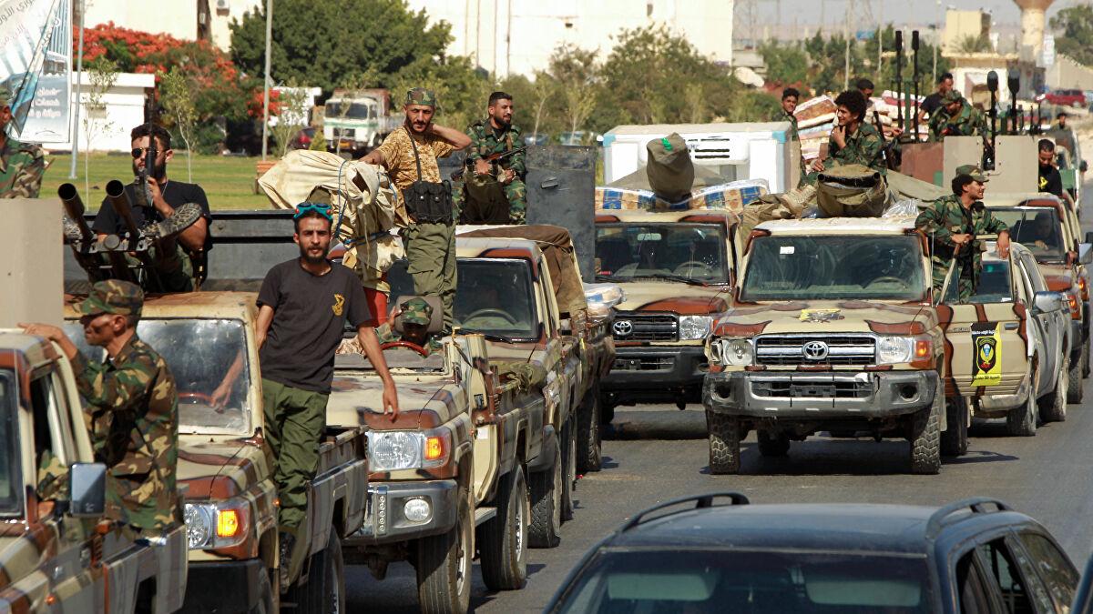 Libya'nın yabancı güçler açıklamasına ABD'den destek!