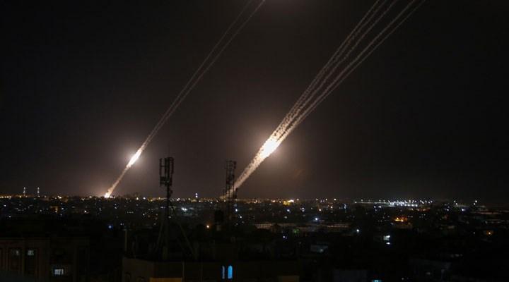 Lübnan'dan İsrail'in Celile bölgesine roket saldırısı!