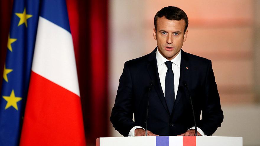Macron'dan ABD yönetimine kısıtlamaları kaldırma çağrısı!