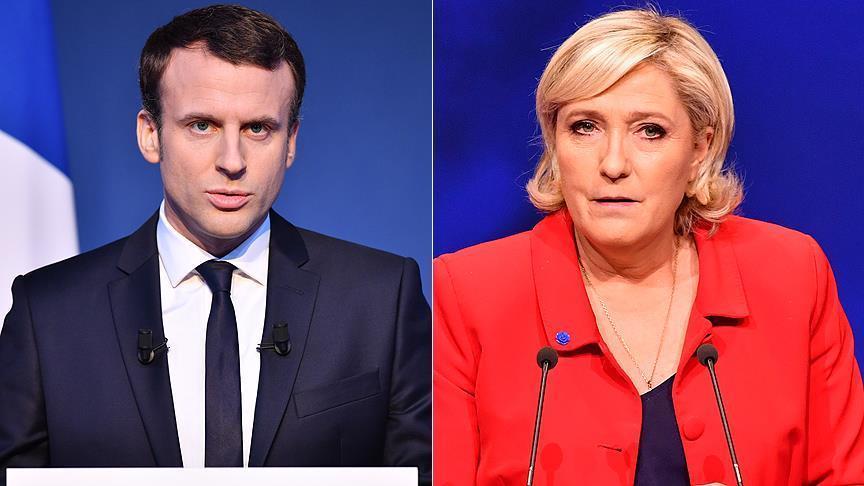 Le Pen, Macron'u tehdit eden askerleri safına çağırdı