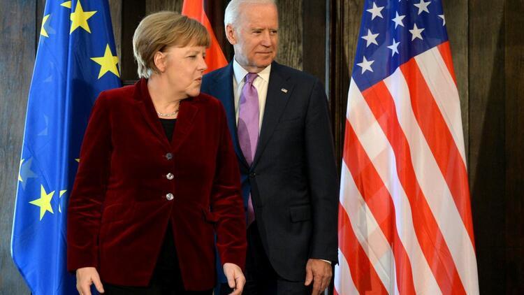 ABD, Almanya ve Rusya'ya ilişkin yaptırımını kaldırdı