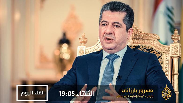 Başbakan, Erbil-Bağdat ilişkilerini Al Jazeera'ye konuştu