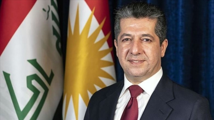 """Başbakan'dan Barzani Vakfı'na teşekkür: """"15 bin yetime yardım"""""""