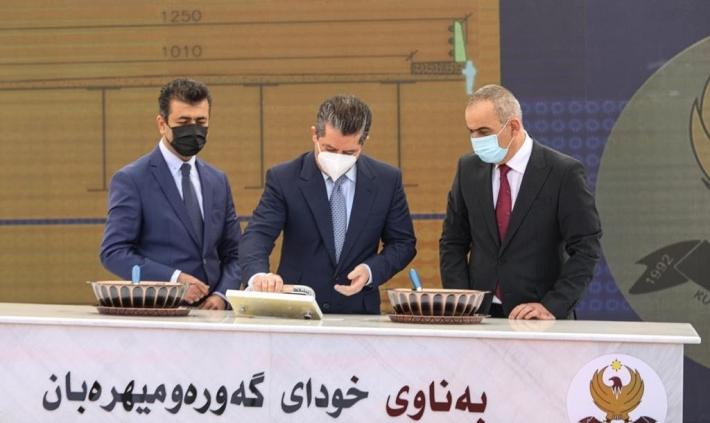 Başbakan'dan Süleymaniye, Halepçe, Raperin ve Germiyan talimatı