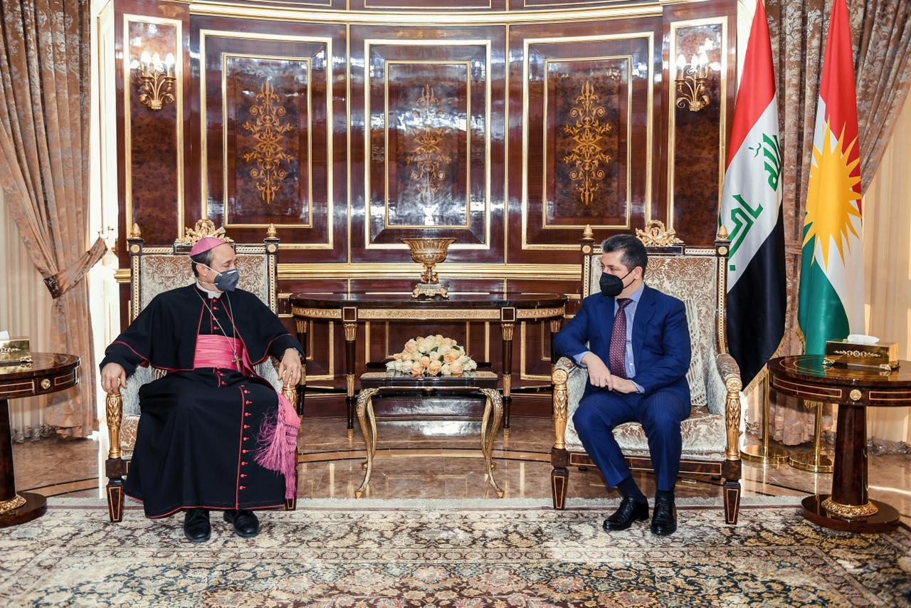 Vatikan'dan Kürdistan'a sığınmacılarla ilgili teşekkür!