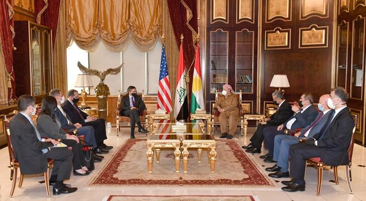 """ABD: """"Kürdistan ile ortaklığa bağlı kalacağız"""""""