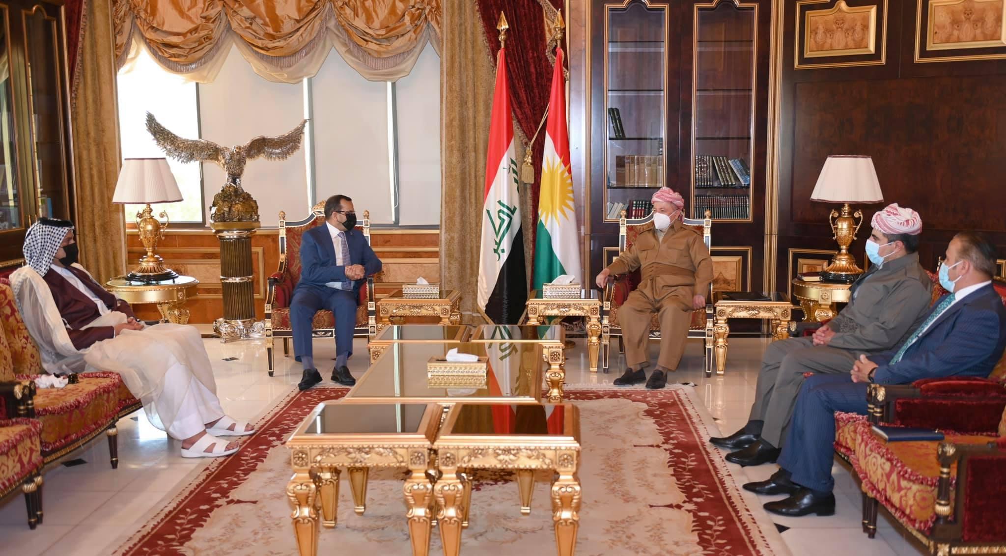 Iraklı Vali: Kürdistan'ın tecrübesinden yararlanmak istiyoruz