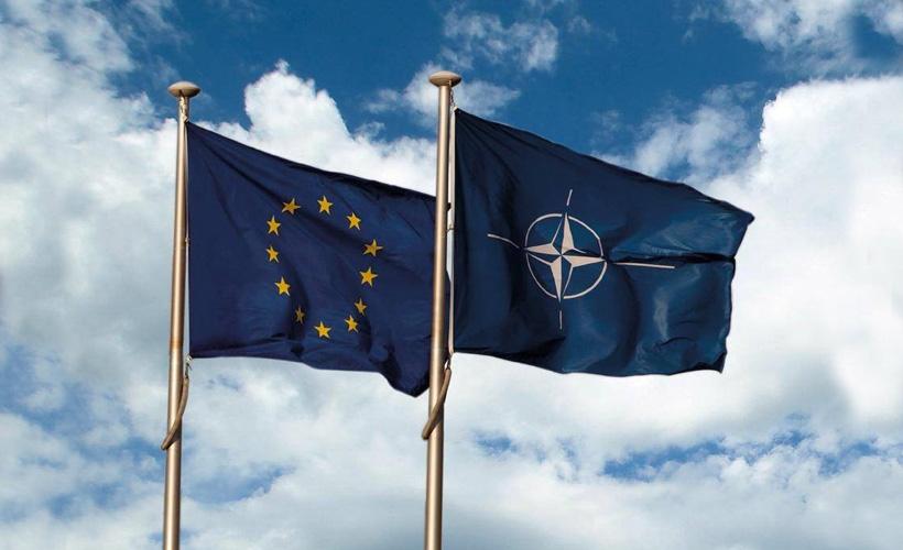 AB ve NATO'dan Belarus'a tepki: Tehlikeli bir olay!