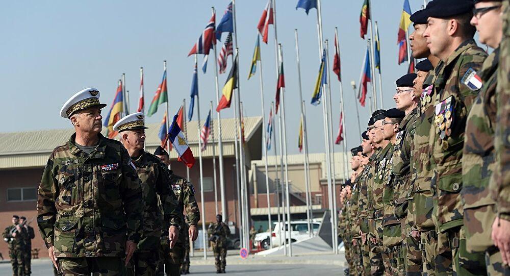 NATO güçleri, Afganistan'dan çekilmeye başladı