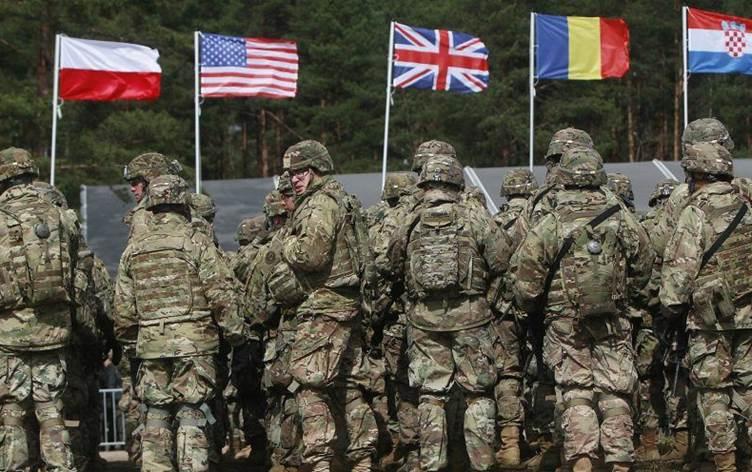 NATO'dan Avrupa ve Karadeniz arası geniş kapsamlı tatbikat