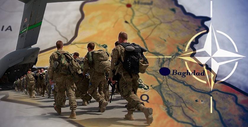 """NATO: """"Irak'ta muharip gücümüz yok"""""""