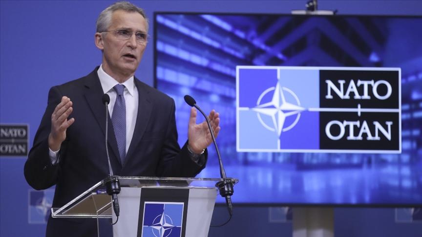 """NATO'dan Rusya'ya uyarı: """"Askeri yığınağını sonlandır"""""""