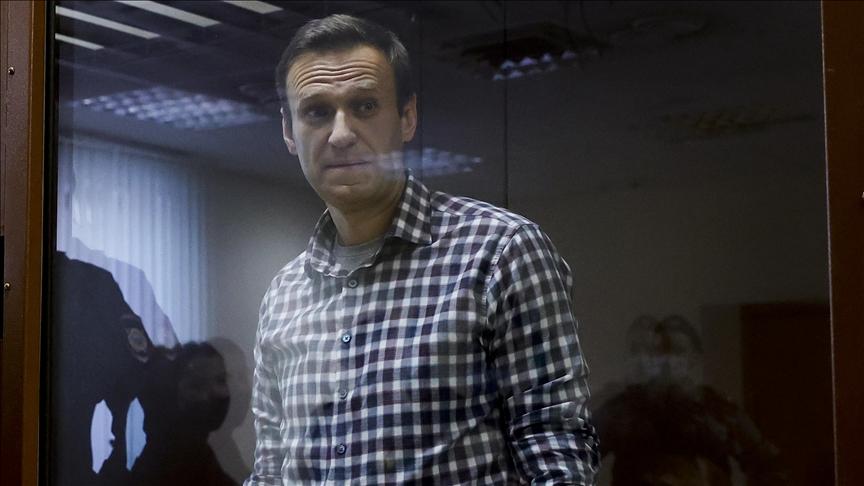 Rus muhalif Navalnıy hapiste açlık grevini sonlandırdı