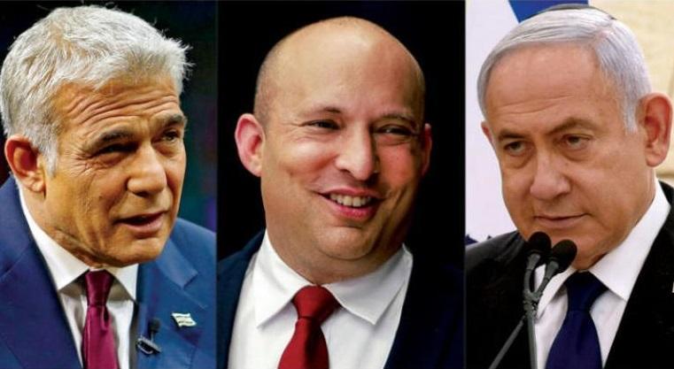 Muhalefet, Netanyahu'suz 'Değişim Hükümeti'ni kuruyor