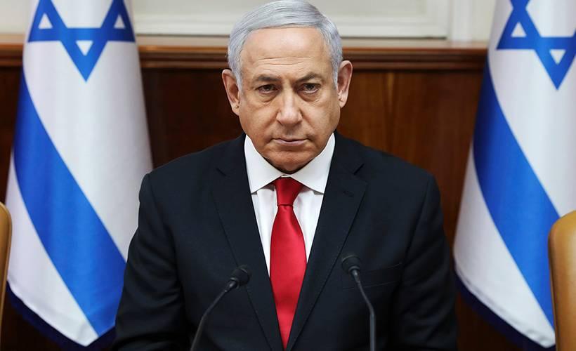 Netanyahu: ABD ve Uluslararası destek arkamızda!
