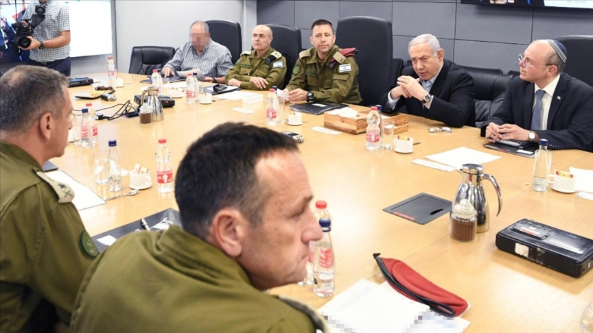 İsrail'de Netanyahu karşıtı muhalefet anlaştı