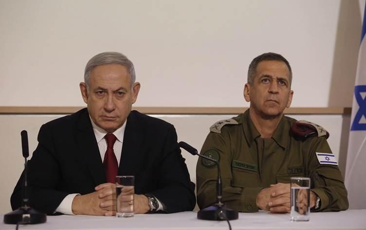 Netanyahu: Hamas'ın kıdemli komutanını öldürdük!