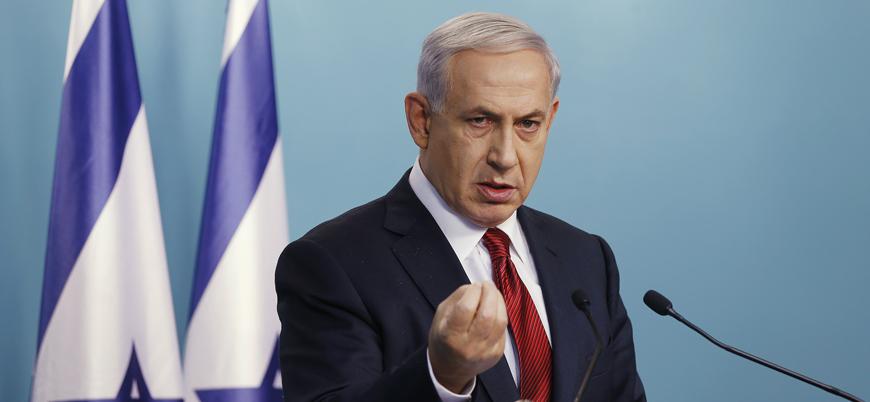 """Netanyahu'dan açıklama: """"Saldırıları arttıracağız"""""""