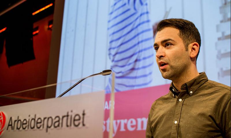 Rojavalı Mani Hüseyni Norveç'te milletvekili seçildi