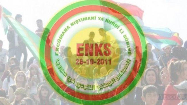 ENKS, Suriye başkanlık seçimlerini boykot etme kararı aldı