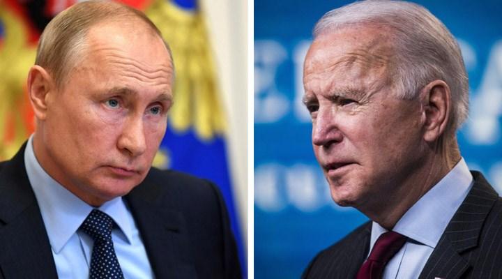 ABD ve Rusya, Biden-Putin'in olası görüşmesini ele aldı