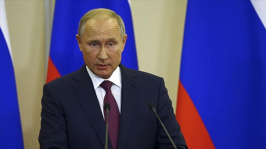 """Putin: """"Rus ordusunun yeni silahları Suriye'de test edildi"""""""
