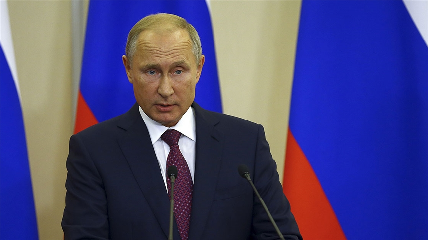Putin, ABD ve yabancı ülkelere yönelik kararı imzaladı