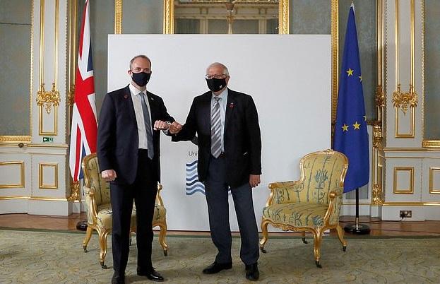 AB ve İngiltere uzlaşmaya vardı!