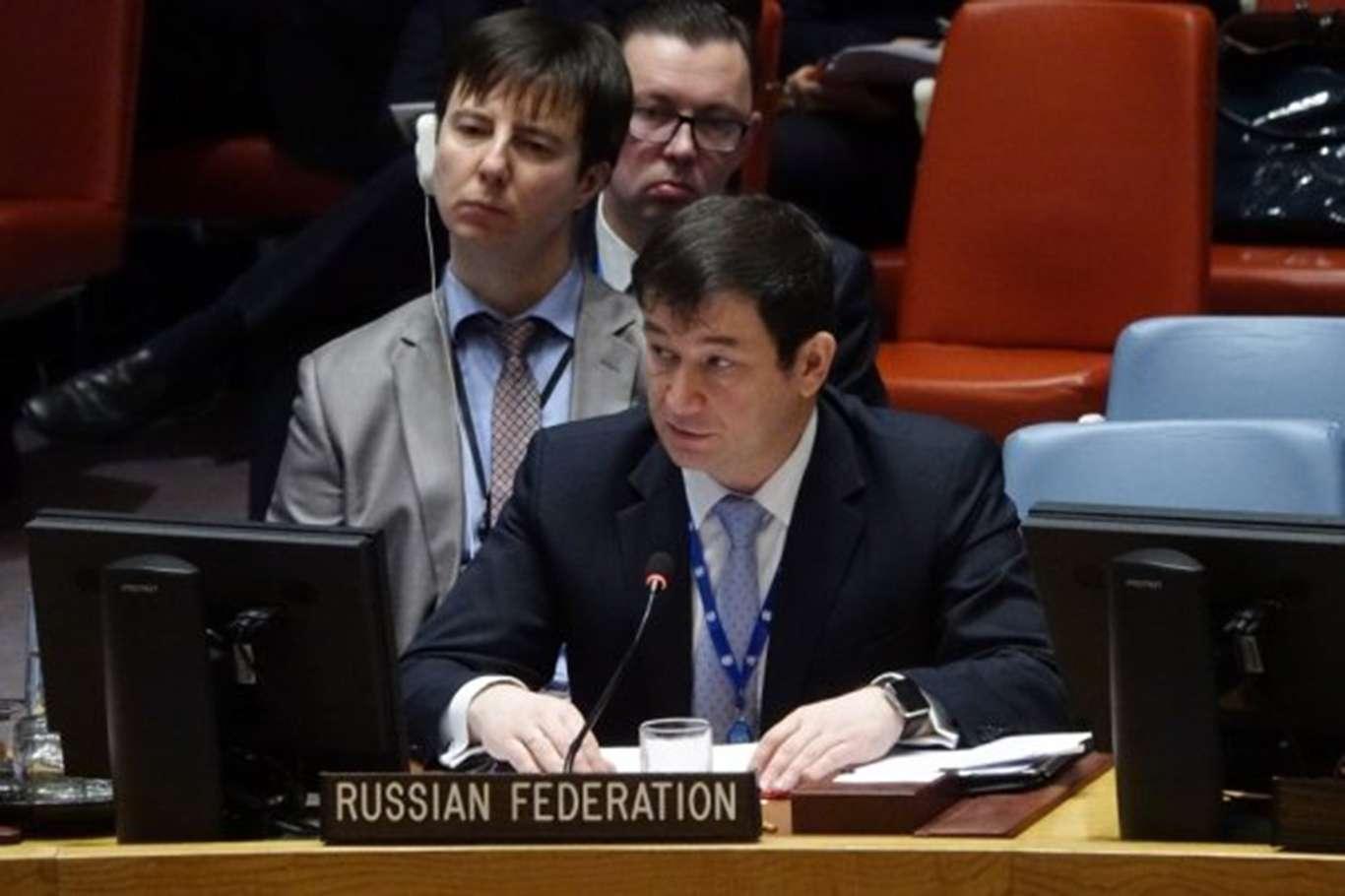 """Rusya: """"Dünya tehlikeli bir dönemde"""""""