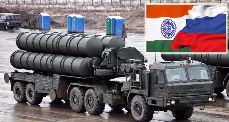Rusya, Hindistan'a S400 sevkiyatını bu yıl gerçekleştirecek